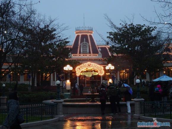 La critique du Restaurant Plaza Gardens à Disneyland Paris